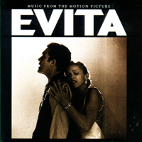 Various Artists - Evita (Highlights from the Motion Picture) artwork