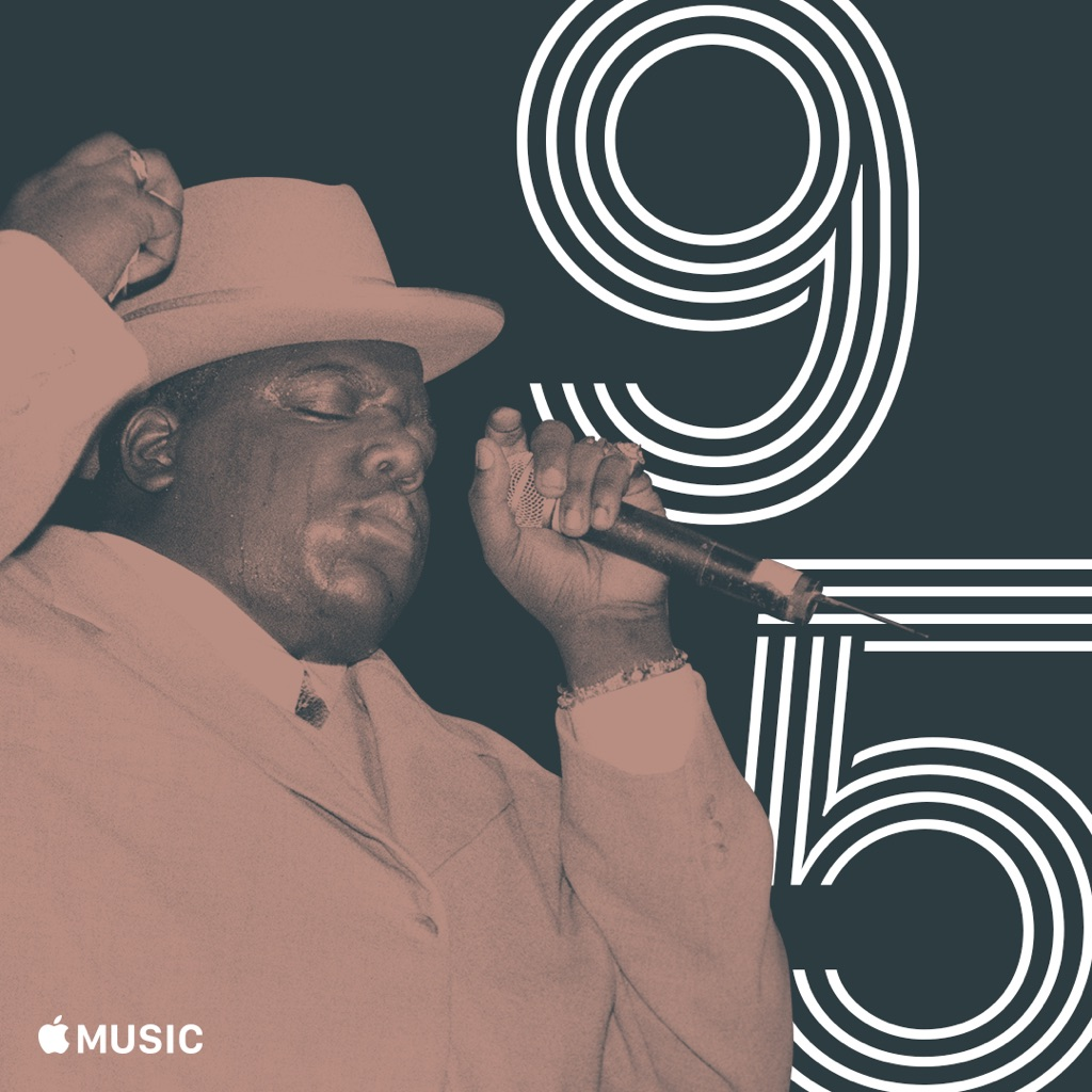 Hip-Hop/R&B Hits: 1995