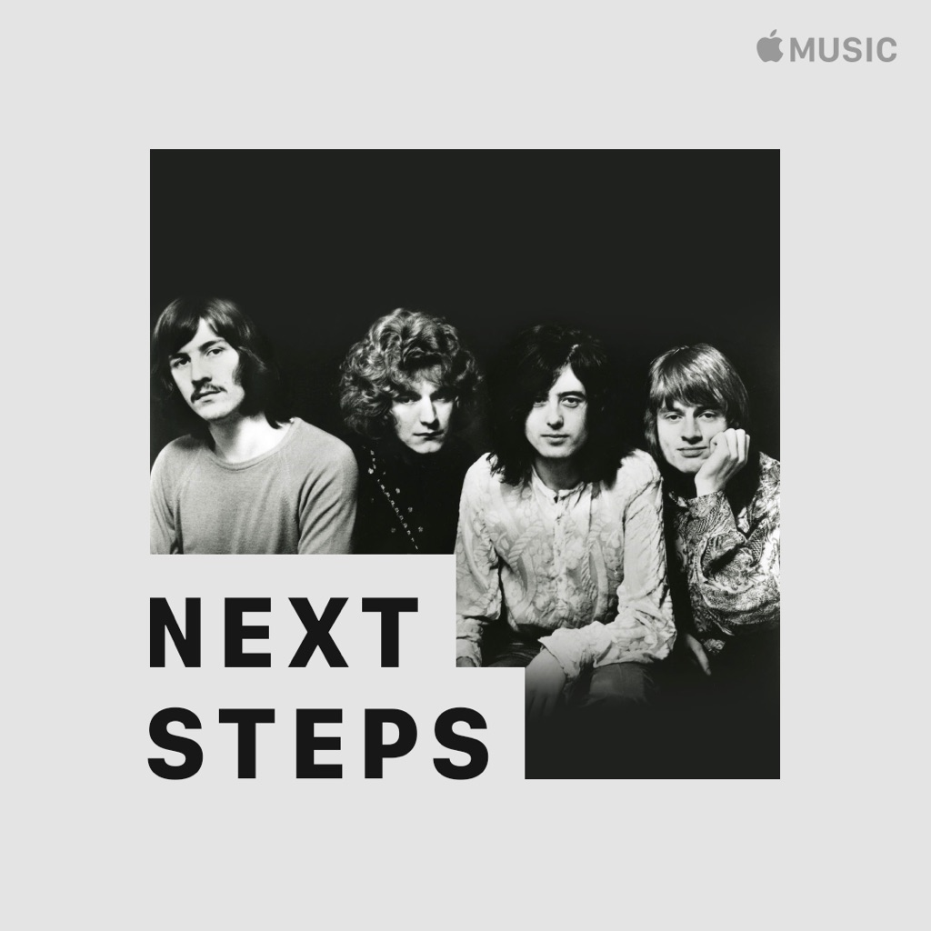 Led Zeppelin: Next Steps