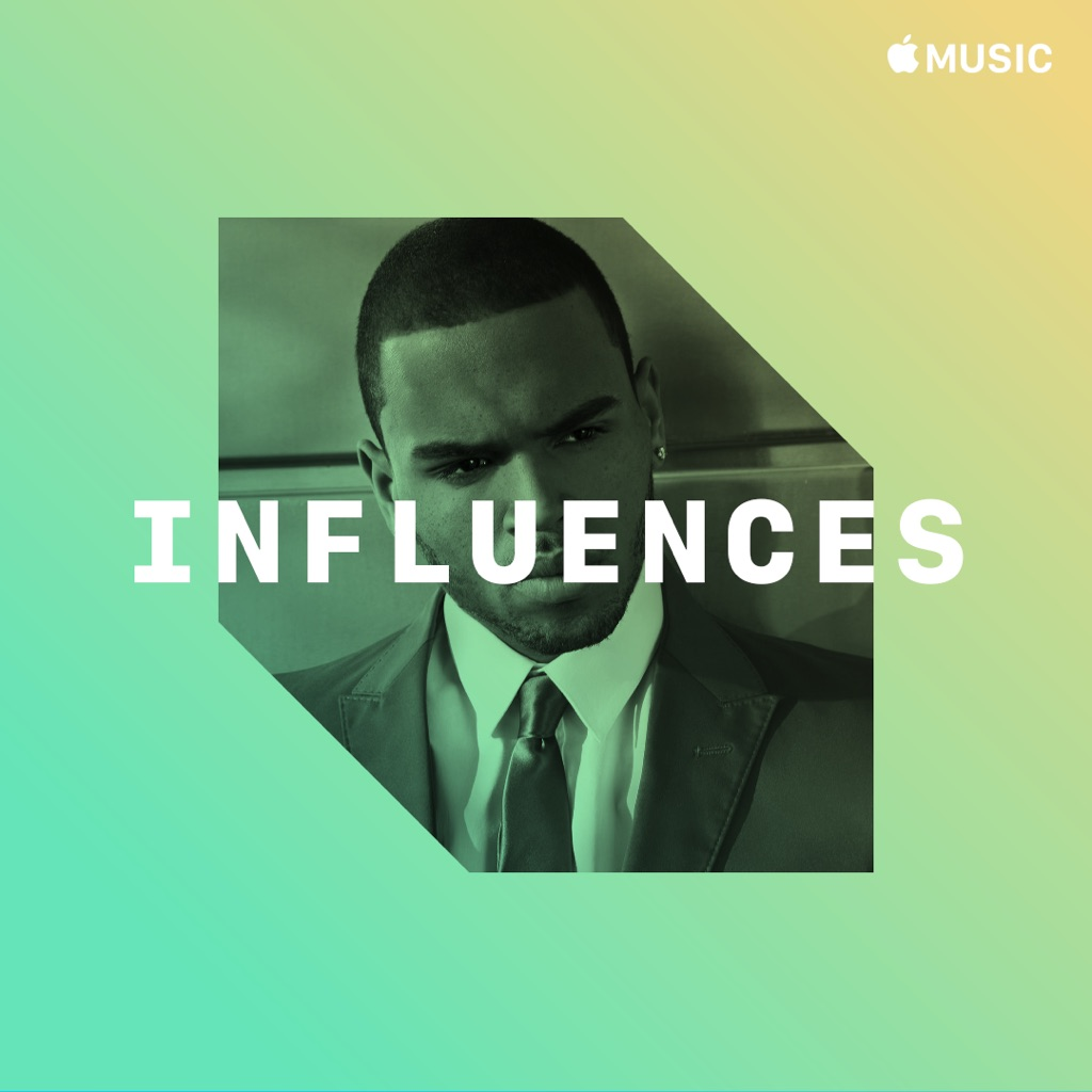 Chris Brown: Influences
