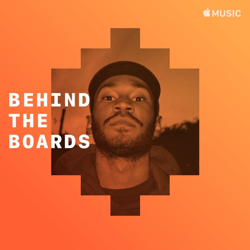 KAYTRANADA: Behind the Boards
