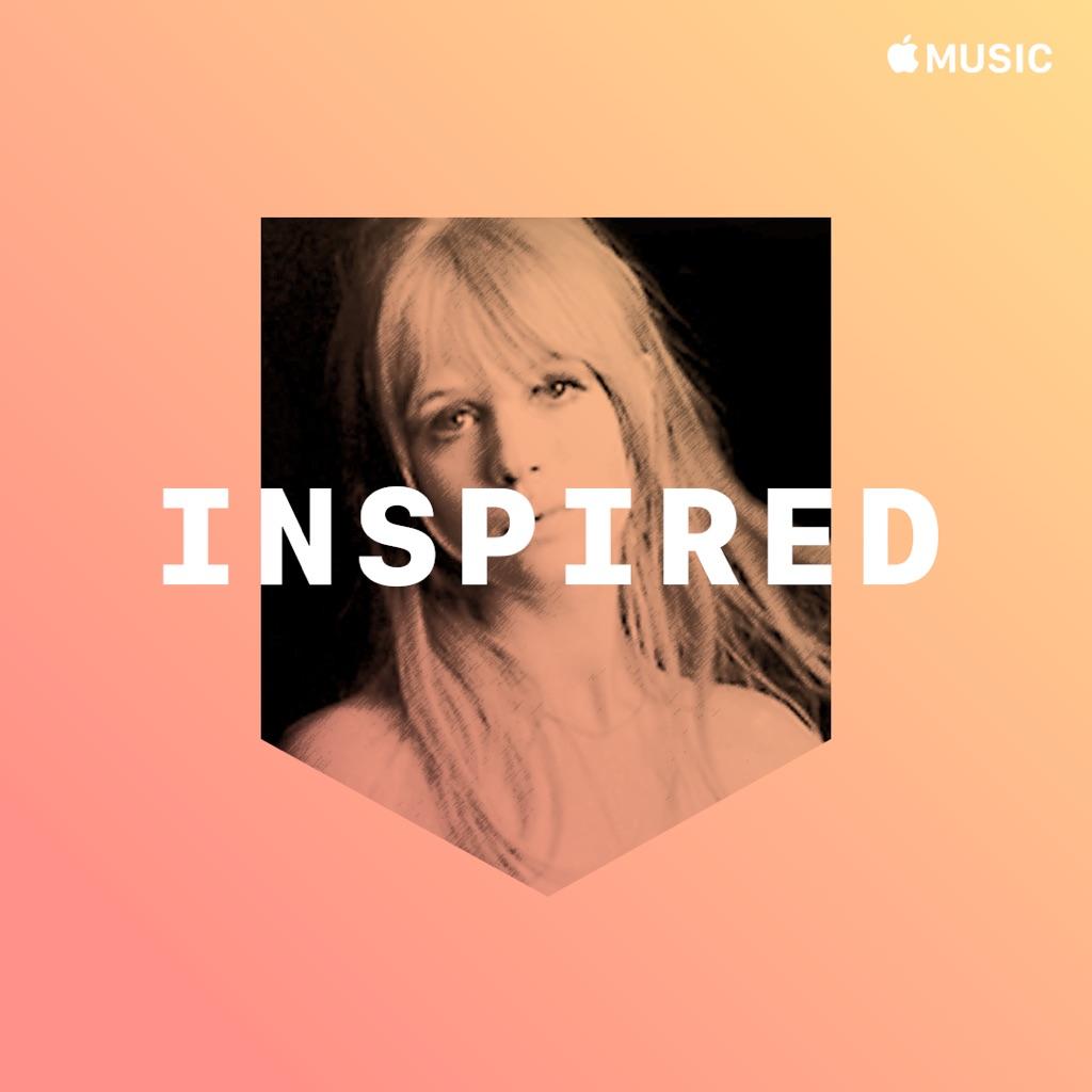 Inspired by Marianne Faithfull