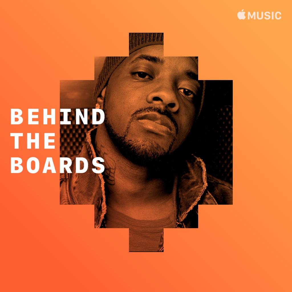 Jermaine Dupri: Behind the Boards