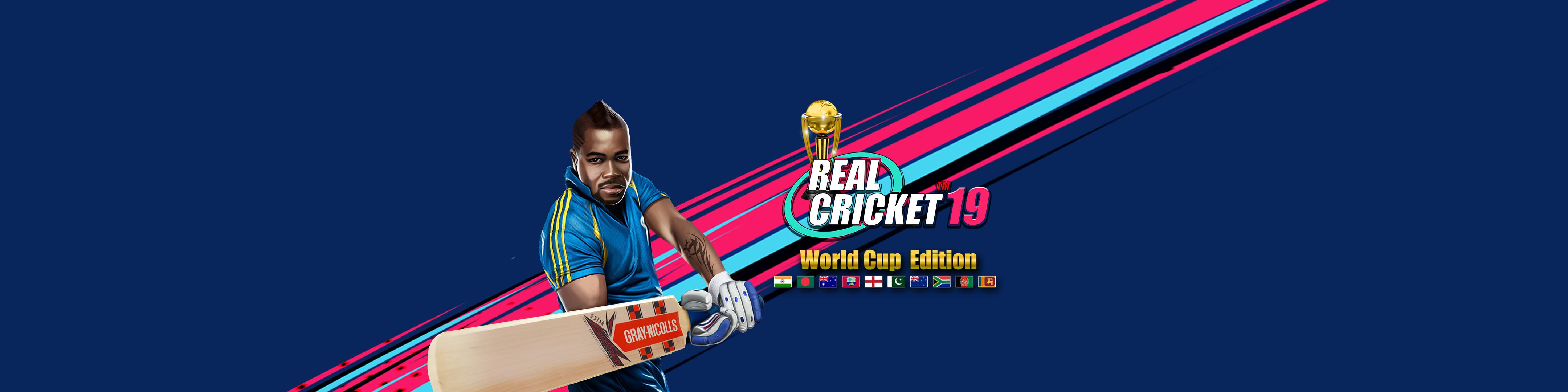 Real Cricket™ 19 - Revenue & Download estimates - Apple App