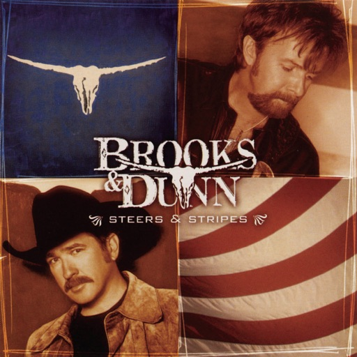 Art for Only in America by Brooks & Dunn