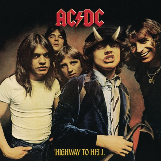 Art for Love Hungry Man by AC/DC