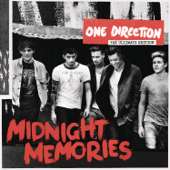 Midnight Memories (Deluxe Edition) - One Direction Cover Art