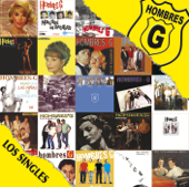 Los Singles 1985 - 2005 - Hombres G Cover Art