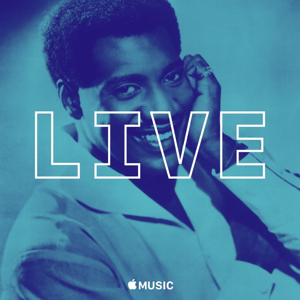 Otis Redding: Live