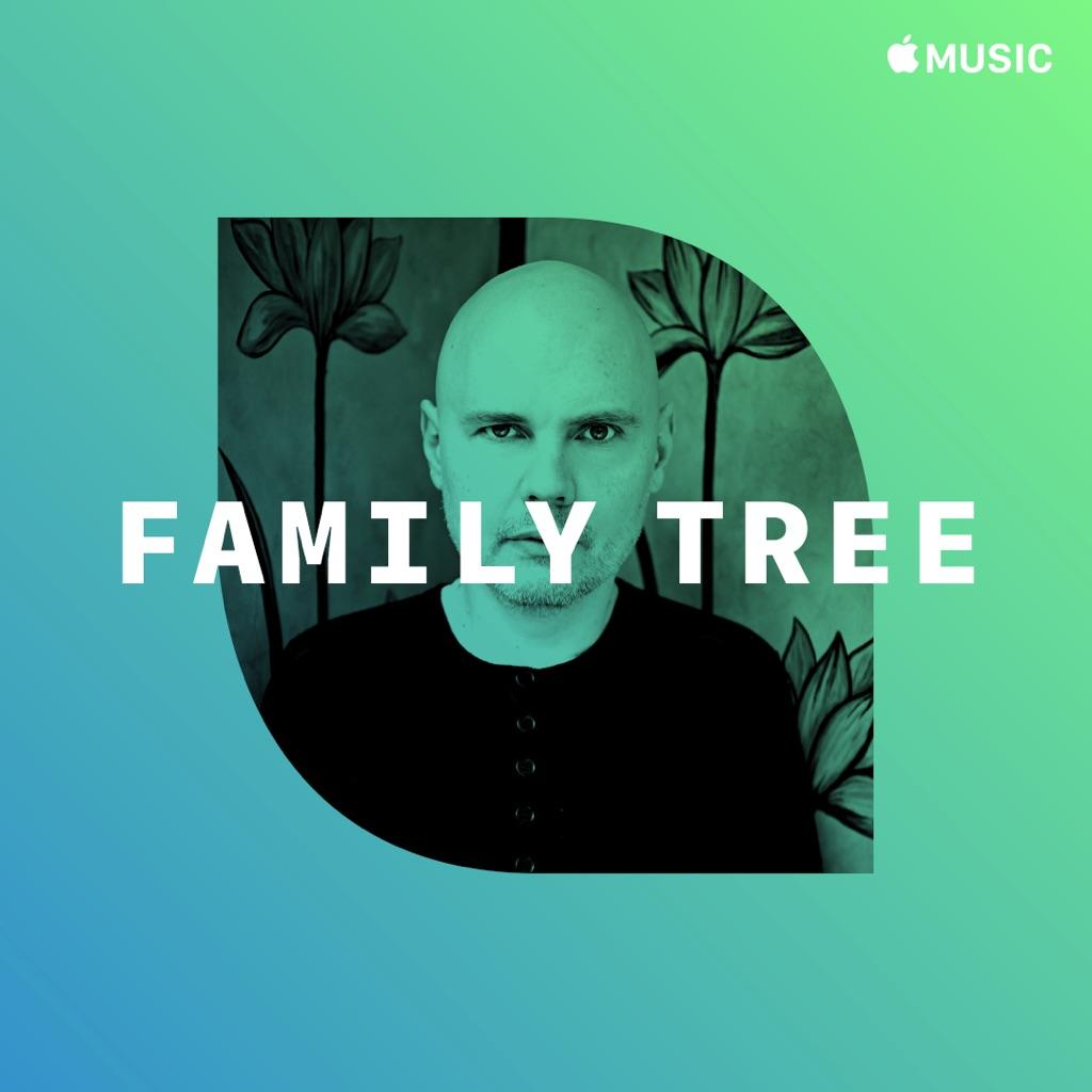 Family Tree: Smashing Pumpkins