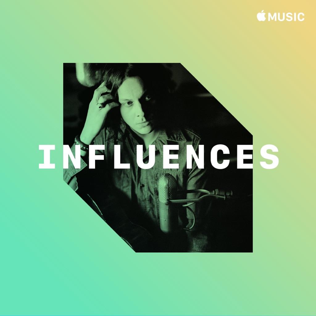 Jack White: Influences