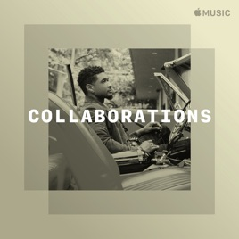 Usher Collaborations by Apple Music R&B on Apple Music