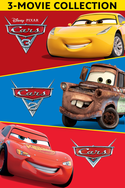 Cars 3 Movie Collection On Itunes