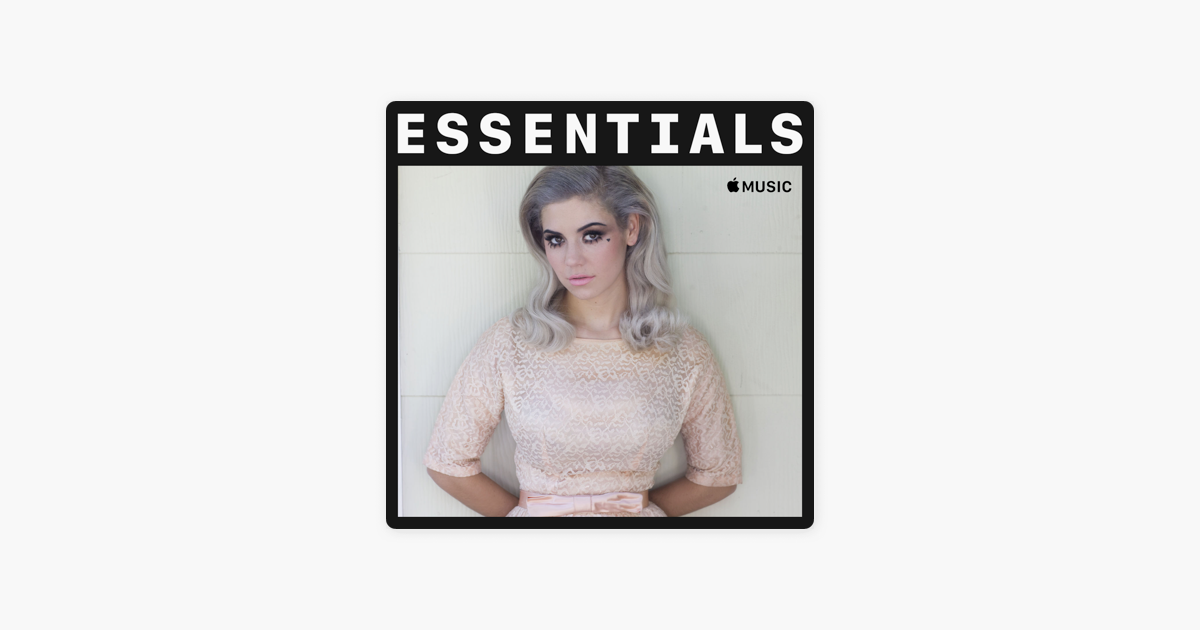 Marina And The Diamonds Essentials By Apple Music On Apple Music