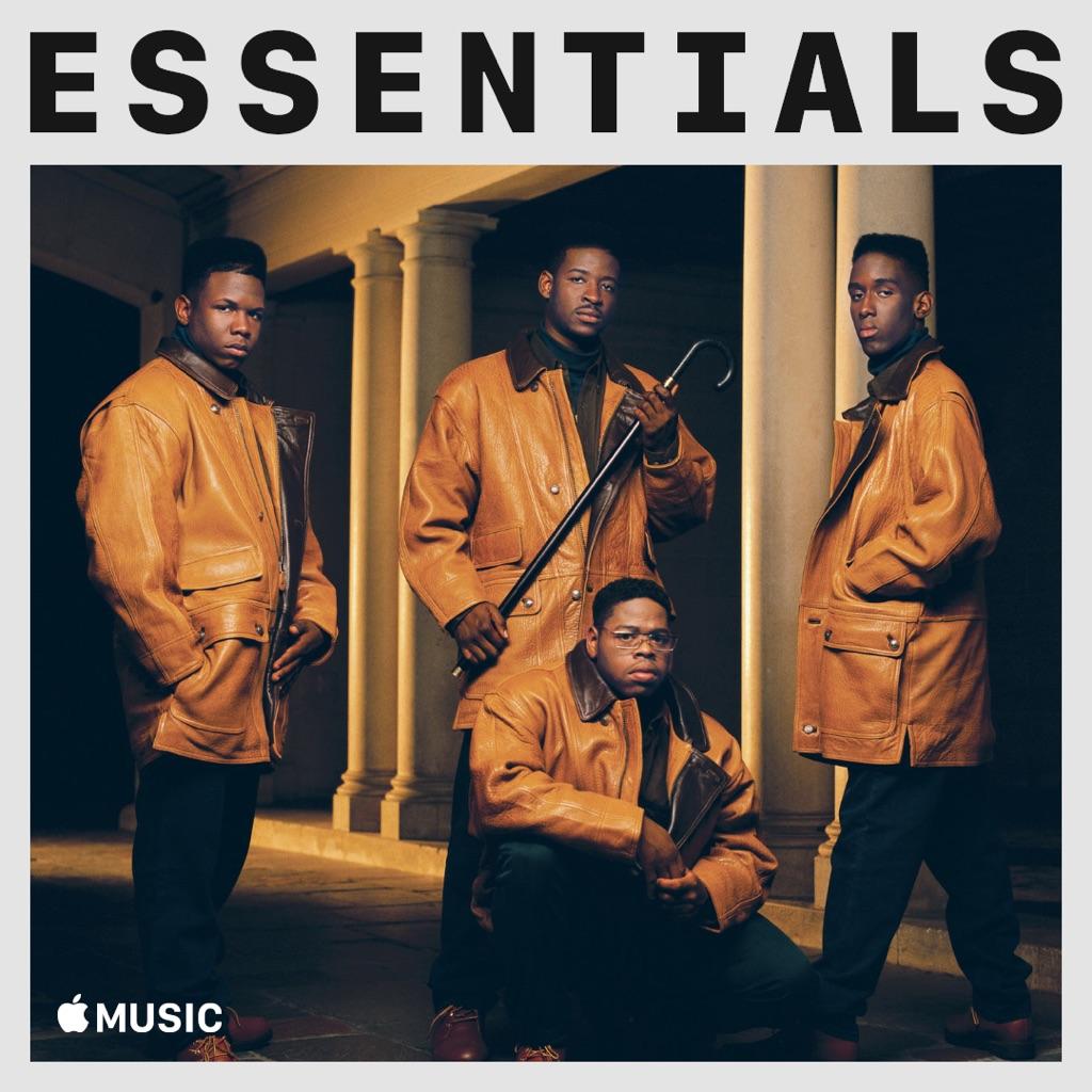 Boyz II Men Essentials
