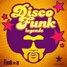 disco funk legends by various artists on apple music
