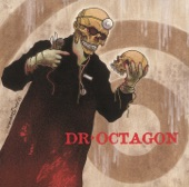 Dr. Octagon - Blue Flowers