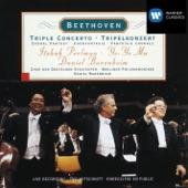 Itzhak Perlman/Yo-Yo Ma/Daniel Barenboim/Berliner Philharmoniker - Triple Concerto for Violin, Cello and Piano in C, Op.56: II. Largo