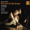 Britten: The Turn of the Screw, Op. 54 - Daniel Harding, Ian Bostridge, Joan Rodgers & Mahler Chamber Orchestra