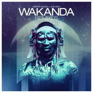 Wakanda (The Remixes) - Single
