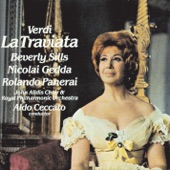 "La Traviata: ""Libiamo Ne' Lieti Calici"" artwork"