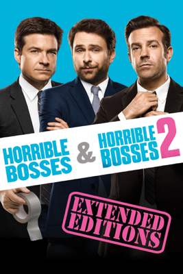 Horrible Bosses - 2 Film Collection HD Download