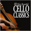 Various Artists - 40 Most Beautiful Cello Classics  artwork
