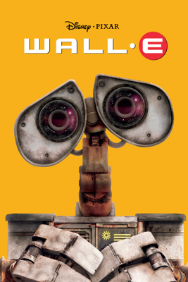 Pixar - WALL•E  artwork