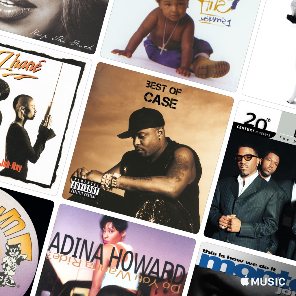 R&B Party Songs of the '90s