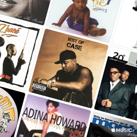 R&B Party Songs of the '90s on Apple Music