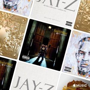Partners In Rhyme: Jay Z and Kanye West