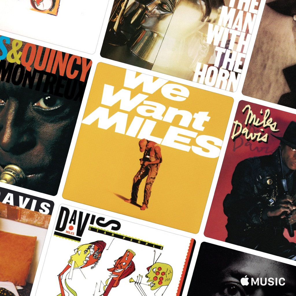 Miles Davis: The '80s and '90s