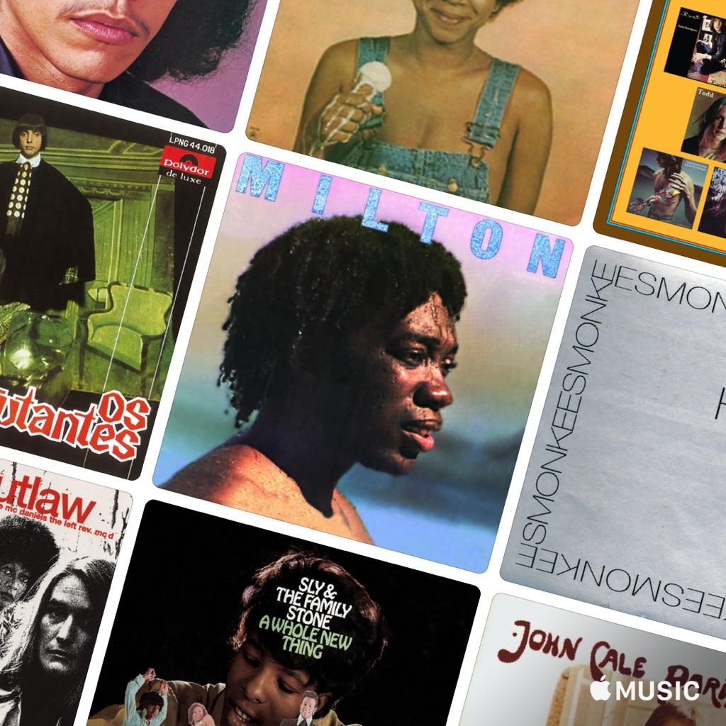 International Feel: Arthouse '70s Rock and Soul