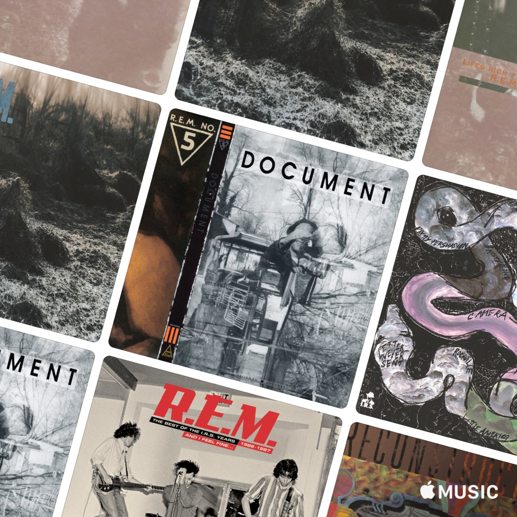 R.E.M.: Best of the I.R.S. Years