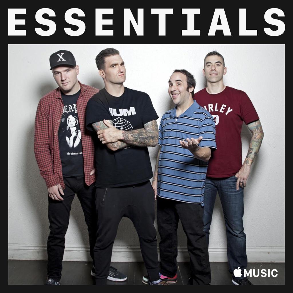 New Found Glory Essentials
