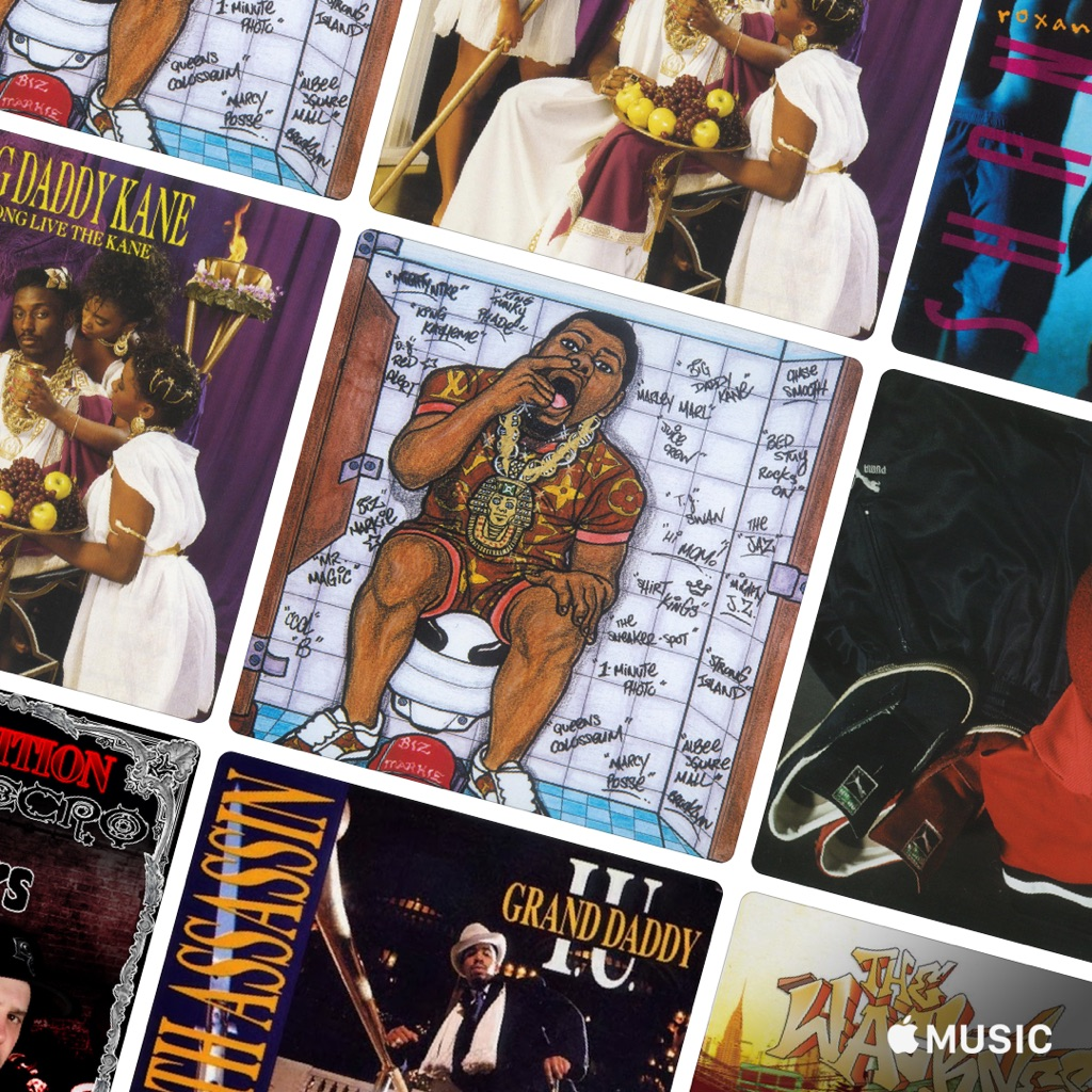 Best of Cold Chillin' Records