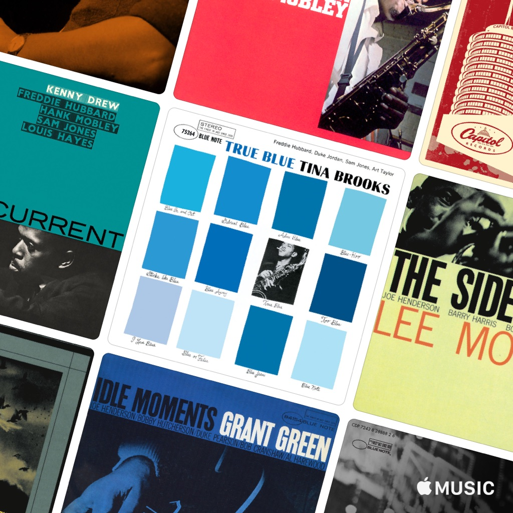 Blue Note Records: Hard Bop