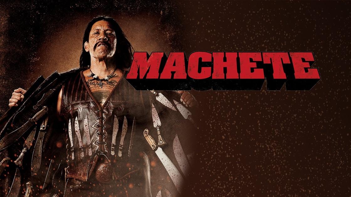 Machete on Apple TV