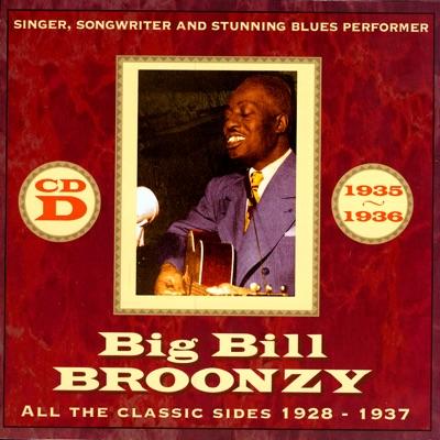 All the Classic Sides 1928 - 1937 CD D - Big Bill Broonzy