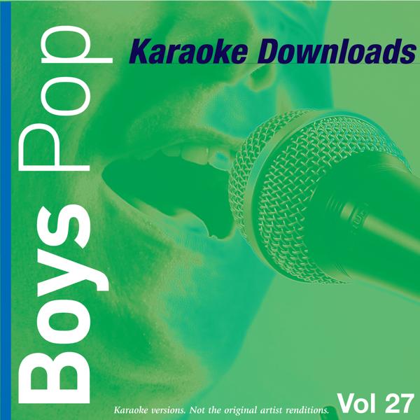 Karaoke Downloads - Boys Pop Vol 27 by Ameritz - Karaoke on iTunes