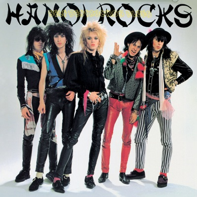 Self Destruction Blues (セルフ・ディストラクション・ブルース) - Hanoi Rocks