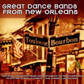 Dance Bands From New Orleans by Various Artists