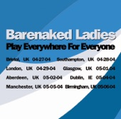 BARENAKED LADIES - CALL AND ANSWER