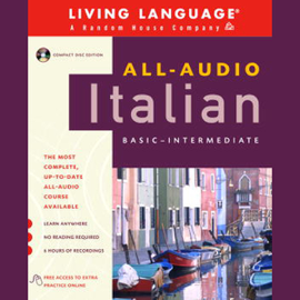 All-Audio Italian audiobook
