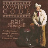 Red Steagall - Two Pair Of Levis & A Pair Of Justin Boots