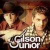 Gilson e Júnior