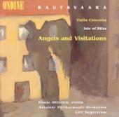 Elmar Oliveira/Helsinki Philharmonic Orchestra/Leif Segerstam - Violin Concerto: II. Energico