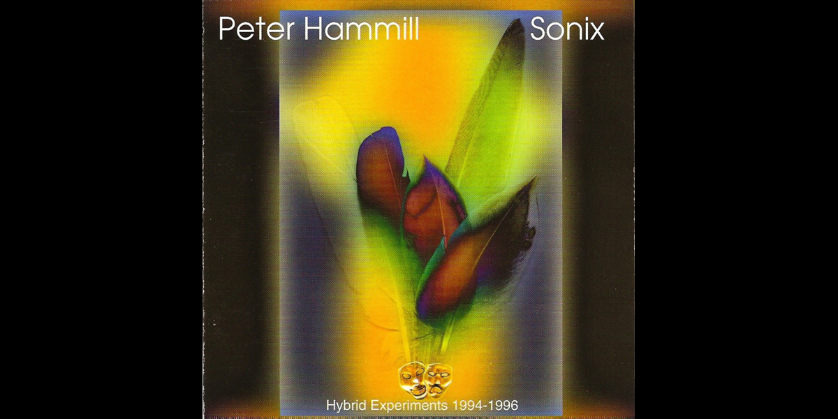 ‎Sonix by Peter Hammill on iTunes