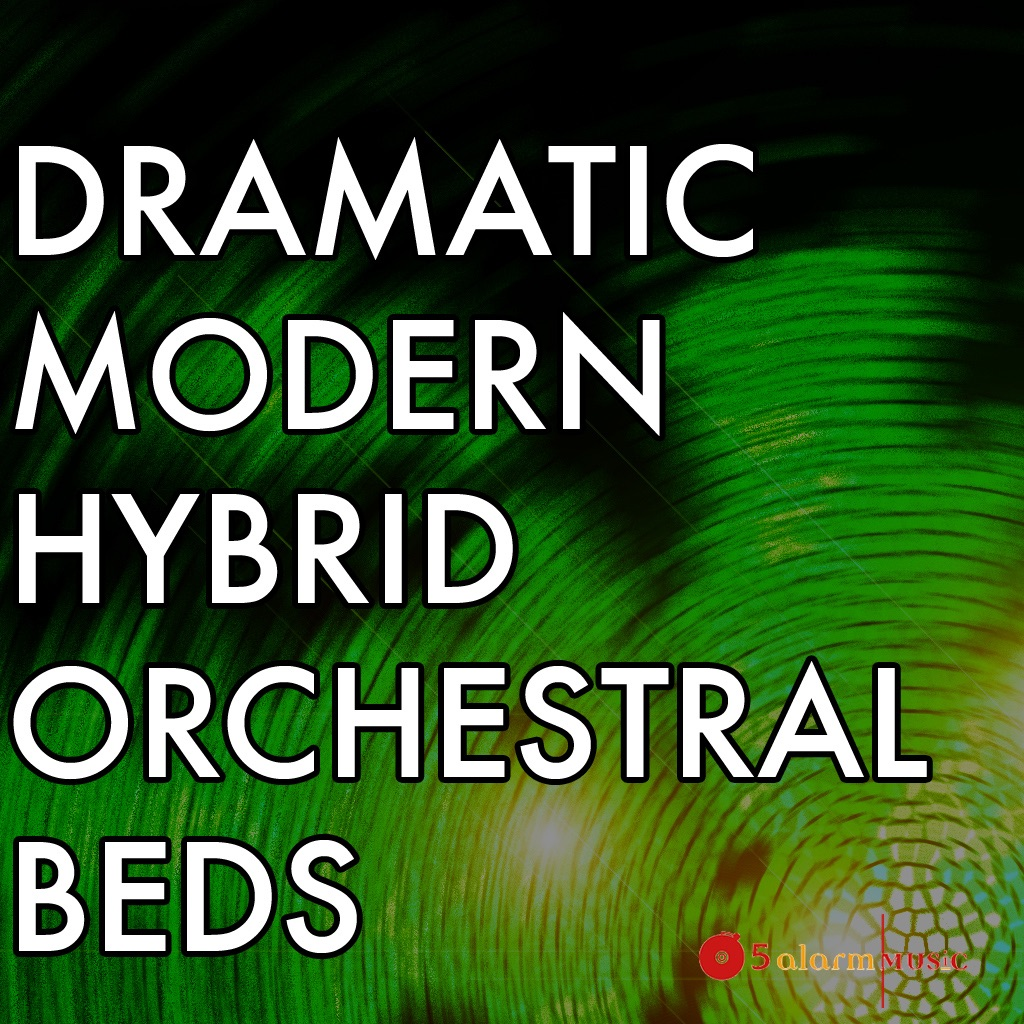 Dramatic Modern Hybrid Orchestral Trailer Beds