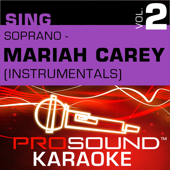 All I Want For Christmas Is You (Karaoke With Background Vocals) [In The Style Of Mariah Carey]-ProSound Karaoke Band